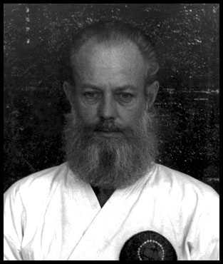 Arthur Beverford, also known as Mr. Bee, Founder and Originator of Ken Zen Ichii Ryu Karate and the Ken Zen Ichii Karate Association